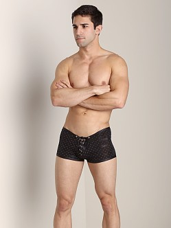 Gregg Homme Bandit Lace-Up Boxer Briefs