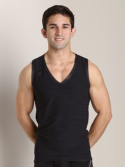 Gregg Homme Blacklace Muscle Shirt