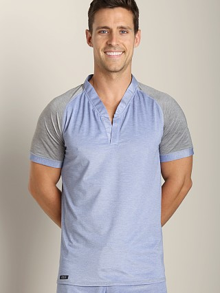 Complete the look: Gregg Homme Modalounge T-Shirt Blue