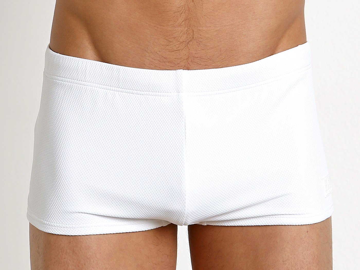 cd1b5c09f9 Emporio Armani Core Lux Swim Trunk White 901001-7P703-00010 at International  Jock