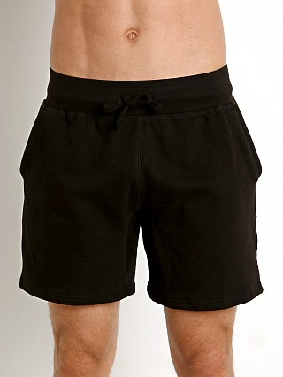 Complete the look: LASC Gym Rat Classic Sweat Short Black