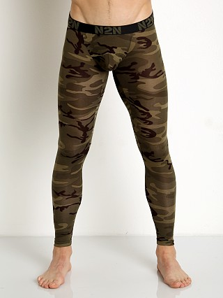 Complete the look: N2N Bodywear Camo Classic Long John Camouflage Print