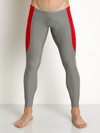 Complete the look: N2N Bodywear Ultra Skin 2.0 Runner Tights Grey