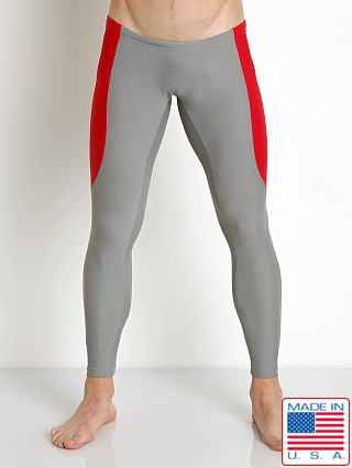 N2N Bodywear Ultra Skin 2.0 Runner Tights Grey
