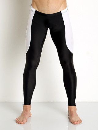 Complete the look: N2N Bodywear Ultra Skin 2.0 Runner Tights Black