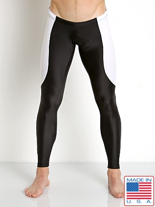 N2N Bodywear Ultra Skin 2.0 Runner Tights Black