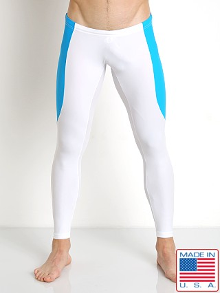 N2N Bodywear Ultra Skin 2.0 Runner Tights White