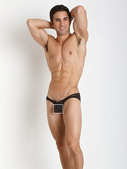 Gregg Homme Mesh Encore Briefs Black