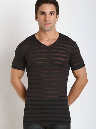 Complete the look: Gregg Homme Mesh Encore T-Shirt Black