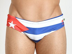 CA-RIO-CA Brief Cut Brazilian Sunga Team Cuba