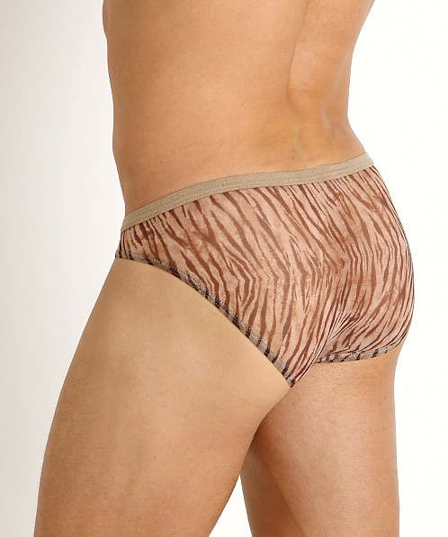 Gregg Homme Casablanca C-Ring Brief Natural