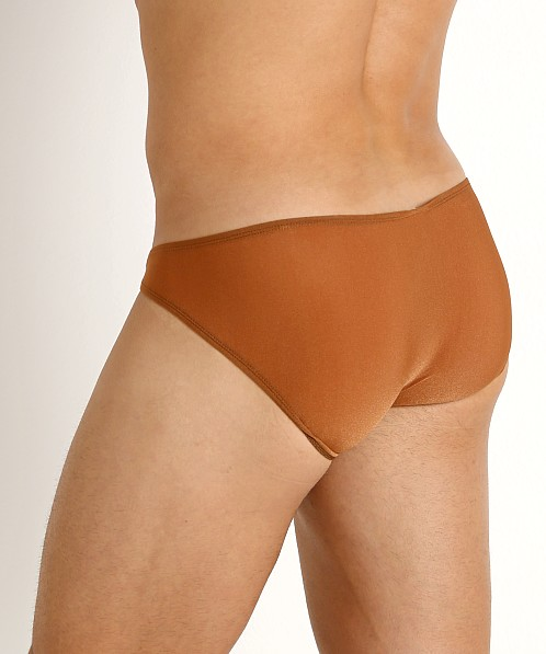 Gregg Homme Torridz HyperStretch Low-Cut Brief Bronze