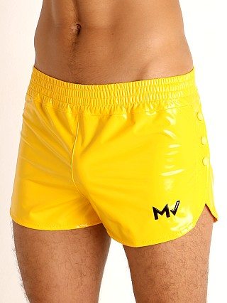Modus Vivendi Shiny Vinyl Line Short Yellow
