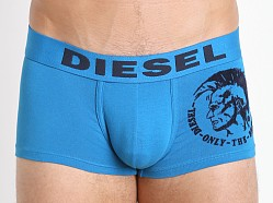 Diesel Mohican Head Hero Trunk Aqua