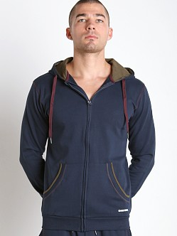 Diesel Brandon-Z Sweat Shirt Navy