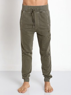 Diesel Martin Lounge Pants Army Green