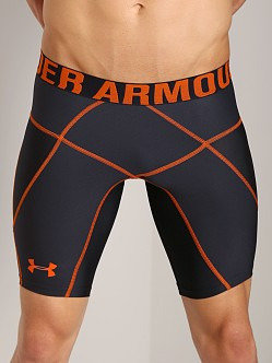 Under Armour Compression Coreshort Prima Black/Explosive