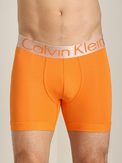 Calvin Klein Steel Micro Boxer Brief Primary Orange