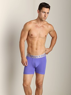 Calvin Klein Steel Micro Boxer Brief Ultra Purple