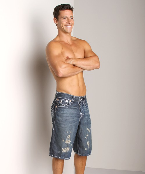 True Religion PCH Denim Shorts La Jolla