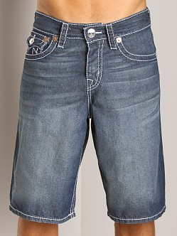 True Religion PCH Denim Shorts Newport