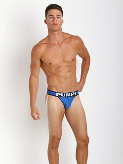 Pump Titan Jock Electric Blue