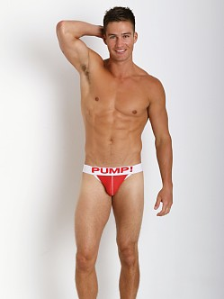 Pump Neon Fuel Jock Red