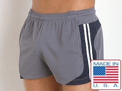 Pistol Pete Dynamic Sport Short Charcoal