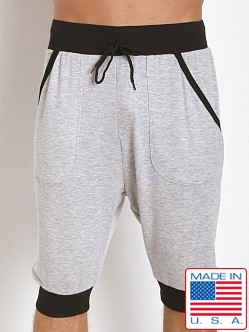 Pistol Pete Excel Dropped Crotch Jam Grey/Black