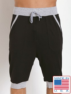 Pistol Pete Excel Dropped Crotch Jam Black/Grey