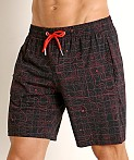 Nasty Pig Elevate Short Black, view 3