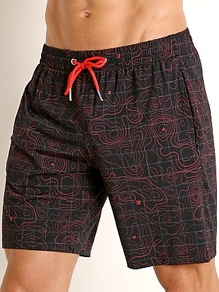 Nasty Pig Elevate Short Black
