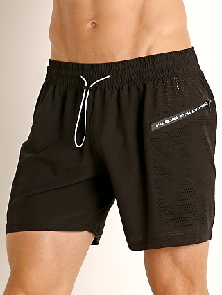 Nasty Pig Stealth Rugby Short Black