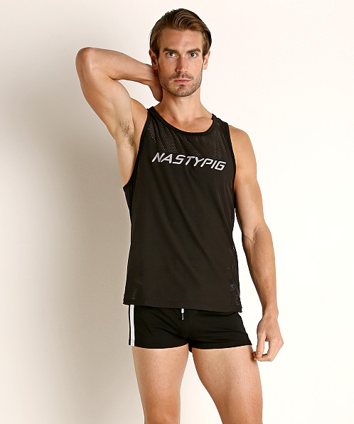 Nasty Pig Stealth Tank Top Black