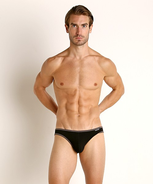 Nasty Pig Profle Low Rise Brief Black