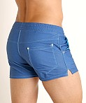Modus Vivendi Jeans Line Swim/Walk Short Blue, view 4