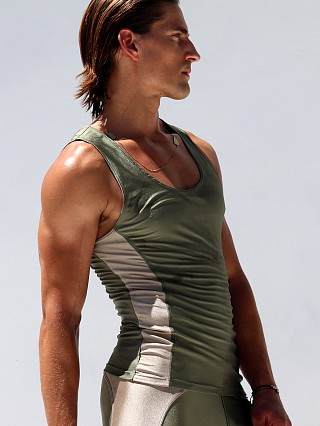 Complete the look: Rufskin Krypto Anatomic Sport Tank Top Olive