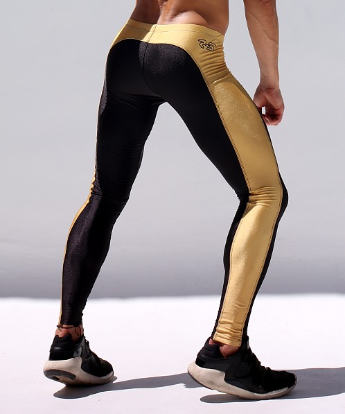 Rufskin Dagger Anatomic Sport Tights Black