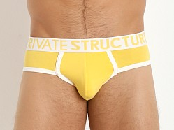 Private Structure Spectrum Brief Melon Yellow