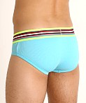 Modus Vivendi Peace Line Brief Aqua, view 4