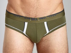 Diesel Industries Andre Briefs Hunter Green