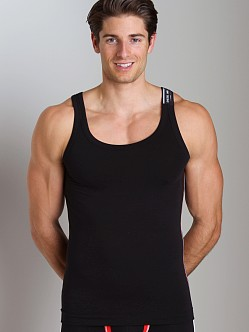 Diesel Industries Bale Tank Top Black