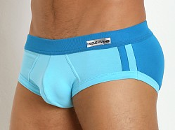 Modus Vivendi Greek Pouch Brief Aqua