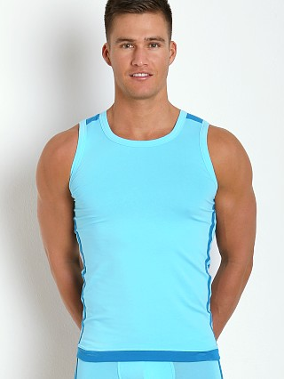 Modus Vivendi Greek Tank Top Aqua
