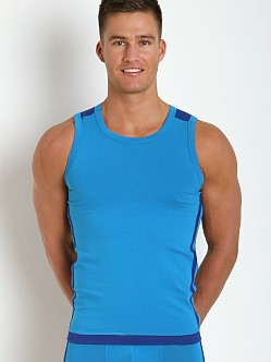 Modus Vivendi Greek Tank Top Turquoise