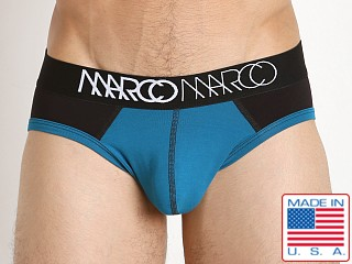 Marco Marco Essential Brief Cerulean Blue