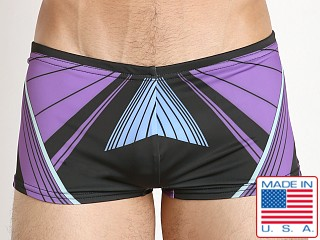 Marco Marco Laser Swim Trunk Purple