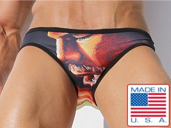 Rufskin Tom of Finland Mike Full Sublimation Print Brief