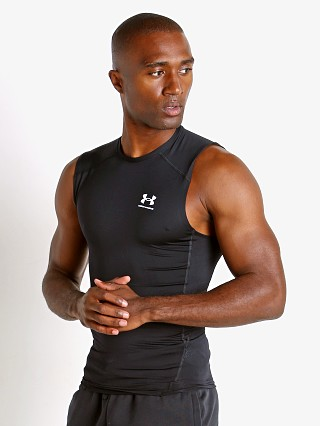 Complete the look: Under Armour HeatGear Compression Muscle Tee Black