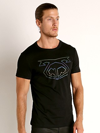 Complete the look: Nasty Pig Pride Snout T-Shirt Black